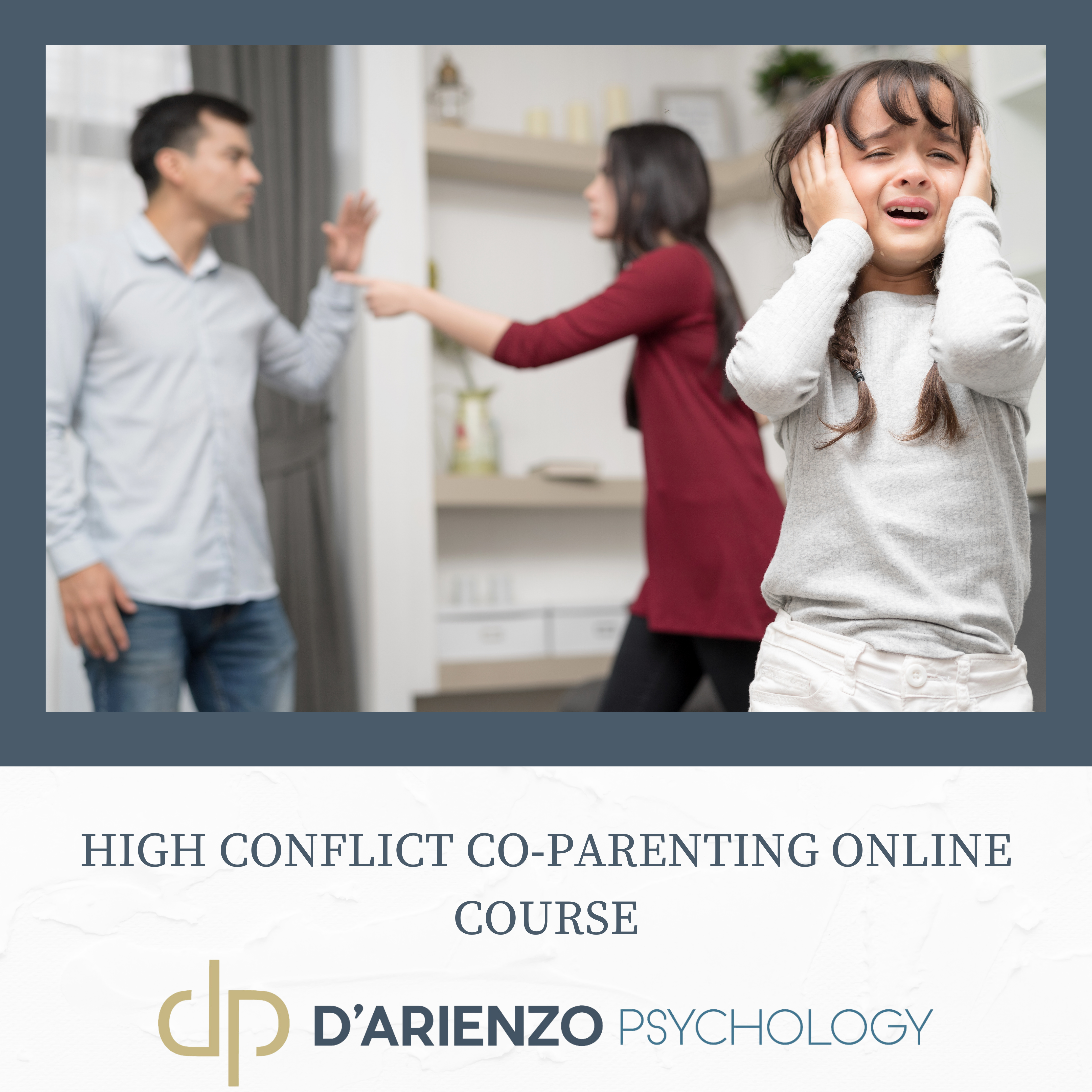 High Conflict Parenting Course